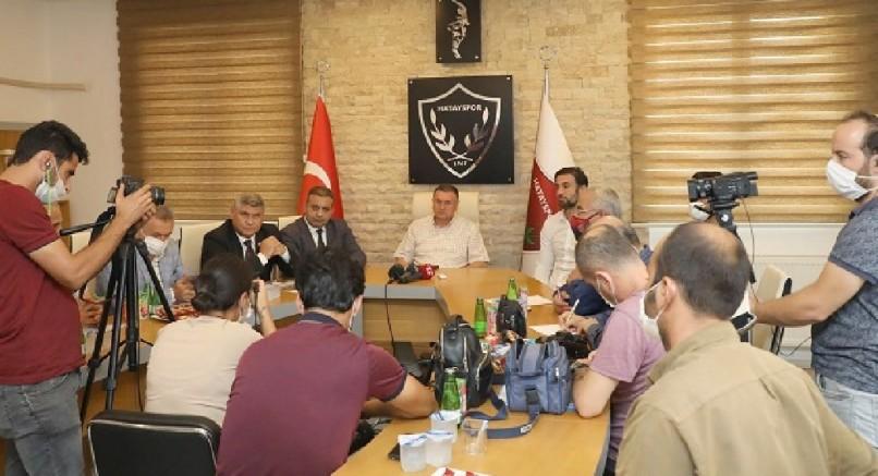 Hatayspor'dan 'Hatay'a yeşil gelecek' kampanyası