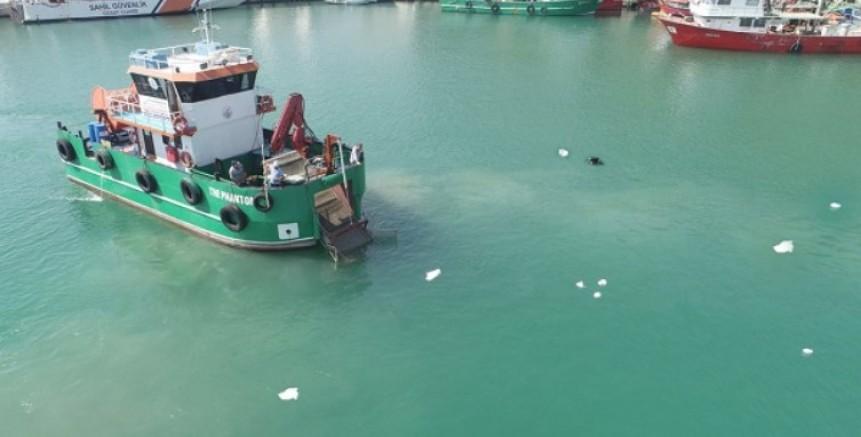 Her yıl yaklaşık 1000 ton atık toplanıyor