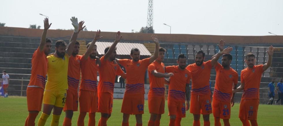 İskenderun FK Play-Off'larda ilk raundu kazandı