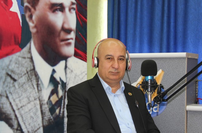 Yüksel; 'CHP Her Zaman Seçimlere Hazır'